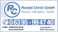 Ronald Christ GmbH